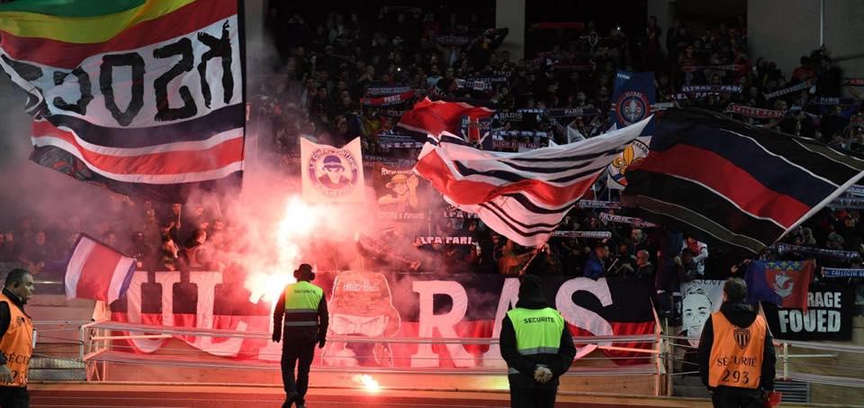 Monaco - PSG. 11 Novembre 2018.