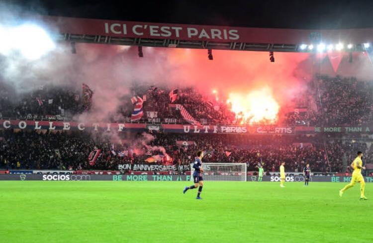 PSG - Nantes. 22 Décembre 2018.