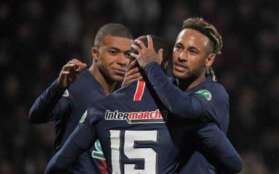 50 victoires consécutives en coupes : Le PSG à un pas de l'incroyable cap !