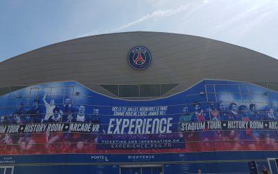 PSG expérience : une immersion dans le Parc, le PSG et son histoire