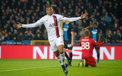 Avant-match historique : Club Bruges – Paris SG