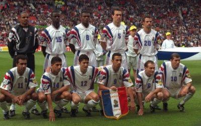 Les joueurs du PSG et l'Euro