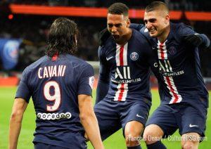 PSG - Lyon 4-2, 09/02/20, Ligue 1 19-20 - Histoire du #PSG