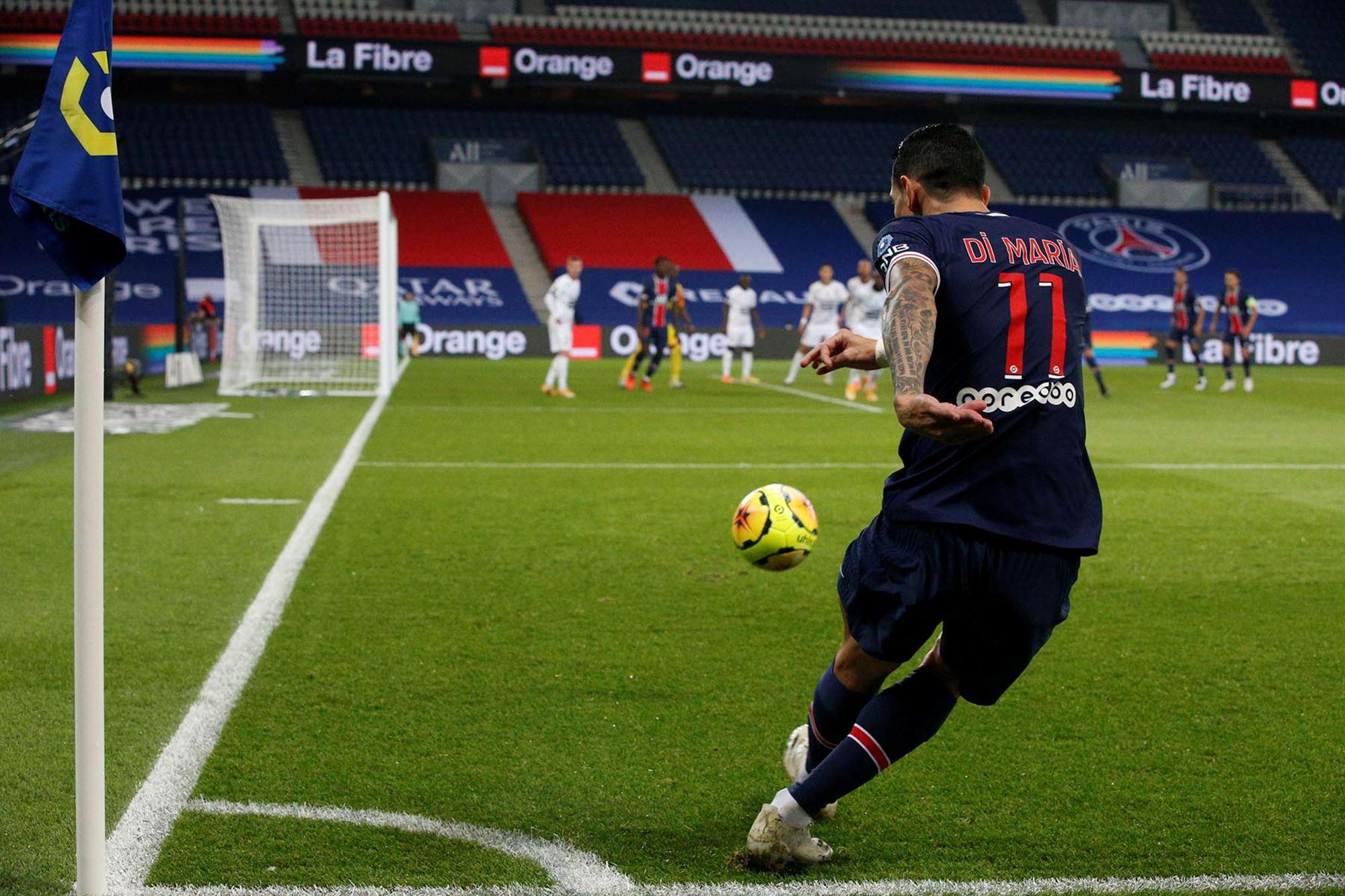 PSG - Rennes 3-0, 07/11/20, Ligue 1 20-21 - Histoire du #PSG