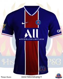 Maillot domicile Hechter 2020 2021 Trophée des Champions