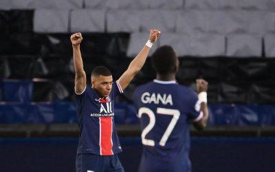 Le PSG en 1/2 européenne, 7ème fois !