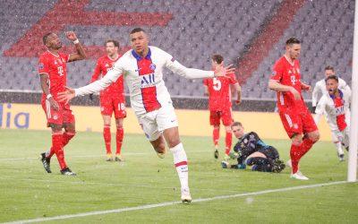 En cas de qualification, le PSG réaliserait une première dans son histoire européenne