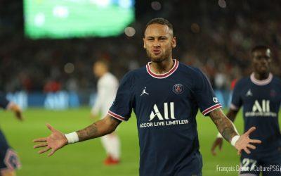 50e but de Neymar au Parc – Retour sur les buteurs au Parc